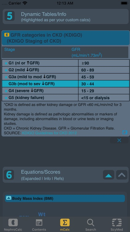 NephroCalc™ screenshot-5
