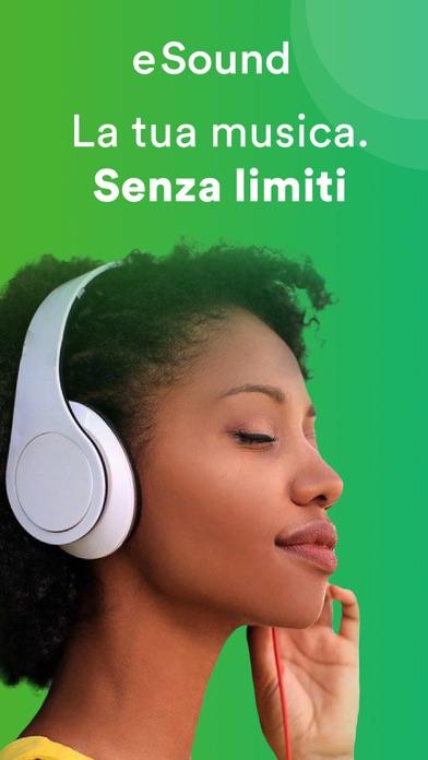 Screenshot of eSound Music - Musica MP31