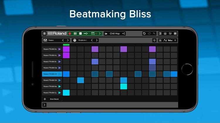 Roland Zenbeats screenshot-7