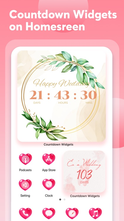 Countdown Widget & Timer Days screenshot-3