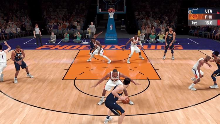 NBA 2K21 Arcade Edition screenshot-7
