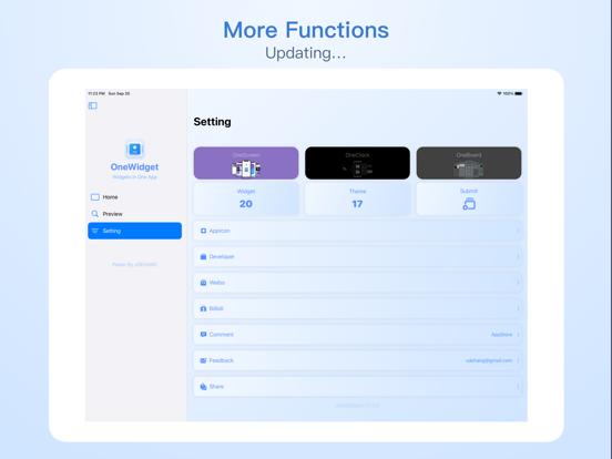 OneWidget - Widgets in One App screenshot #6