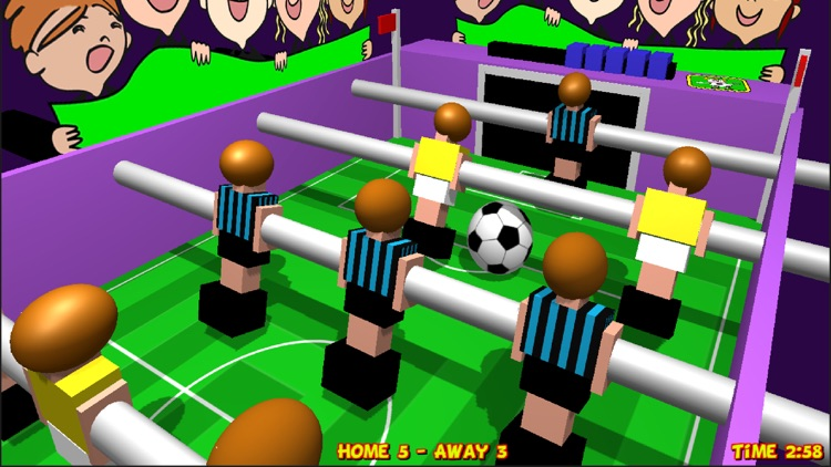 Table Football, Soccer,  Pro screenshot-6