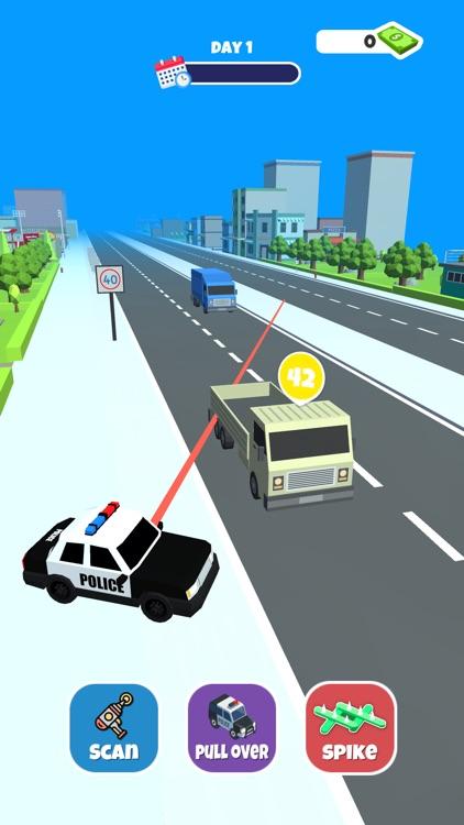 Traffic Cops 3D-Criminal Chase
