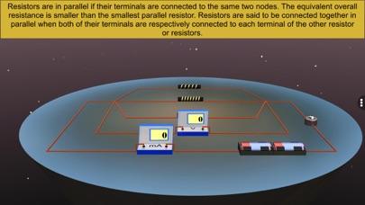 Resistors in Parallel & Series screenshot 2