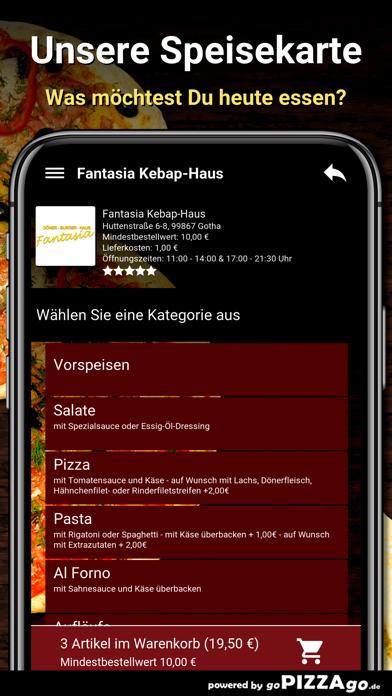 Fantasia Kebap-Haus Gotha screenshot 4