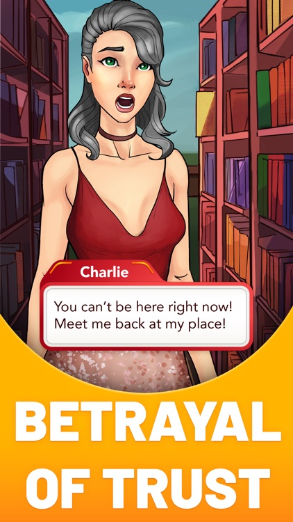 Scandal: Interactive Stories