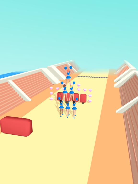 Cheerleader Run 3D screenshot 8