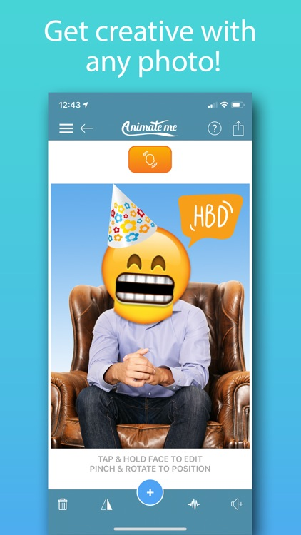 Animate Me Pro - GIFs & Ecards screenshot-5