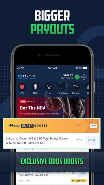 FanDuel Sportsbook & Casino screenshot-3