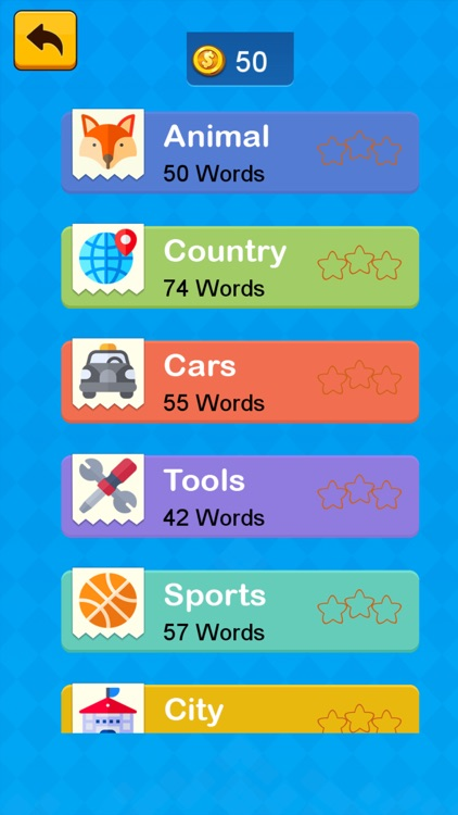 Word Search - Find Words