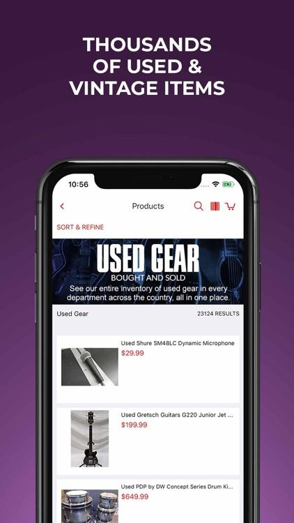 Guitar Center: Shop for Gear screenshot-3