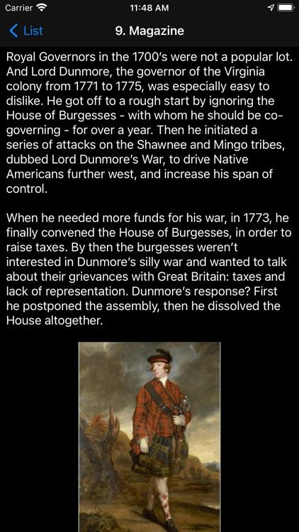Colonial Williamsburg History screenshot-7