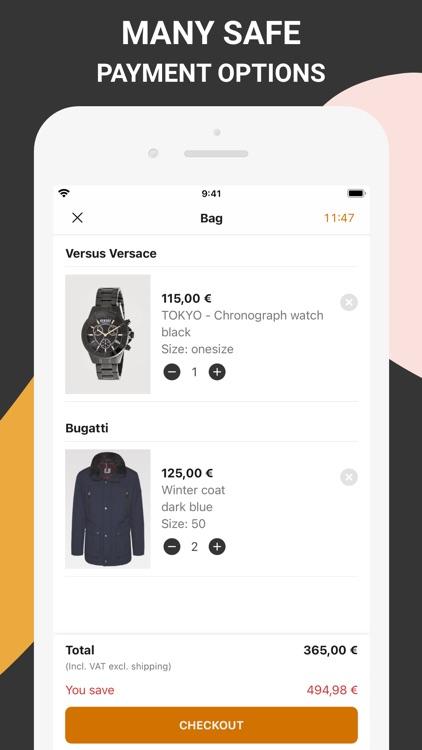 Zalando Lounge — Shopping Club screenshot-4
