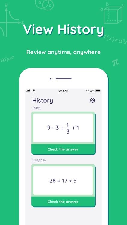 Math Problem Solver-Scan&Solve screenshot-4