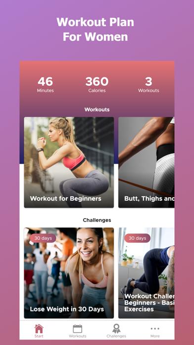 女性の筋肉トレーニングのおすすめ画像1