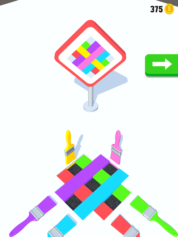 Brush Color 3D screenshot 12