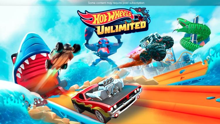 Hot Wheels Unlimited screenshot-9