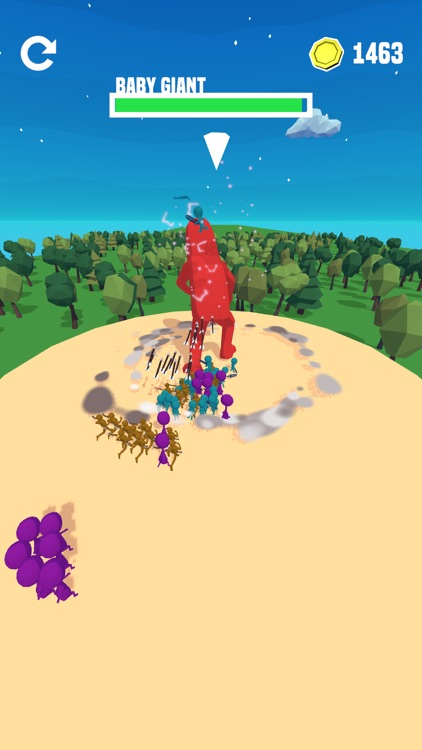 Attack On Giants screenshot-5