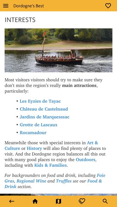 Dordogne's Best: Travel Guide screenshot 7
