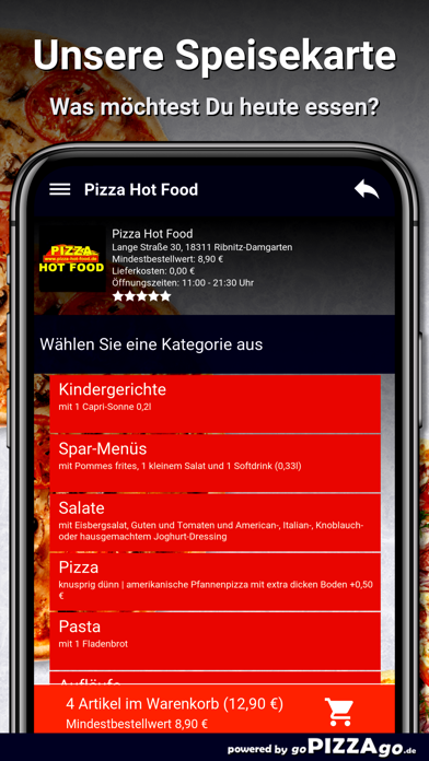 Hot Food Ribnitz-Damgarten screenshot 4