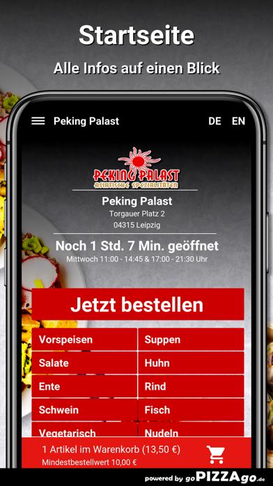 Peking Palast Leipzig screenshot 2