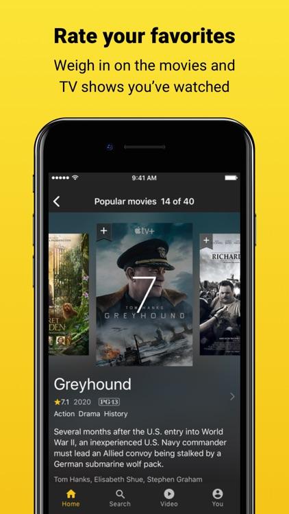 IMDb: Movies & TV Shows screenshot-5