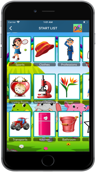 English for Kids Fast Learning screenshot 3