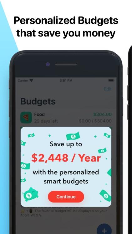 MoneyCoach Budget & Spendings screenshot-3