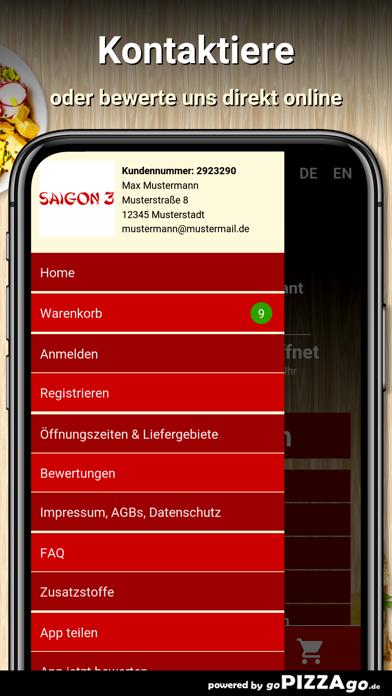 Saigon 3 Erlangen screenshot 3