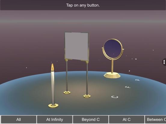 Concave mirror properties screenshot 15