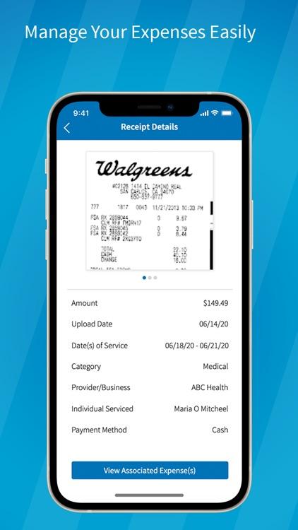 Via Benefits Accounts screenshot-3