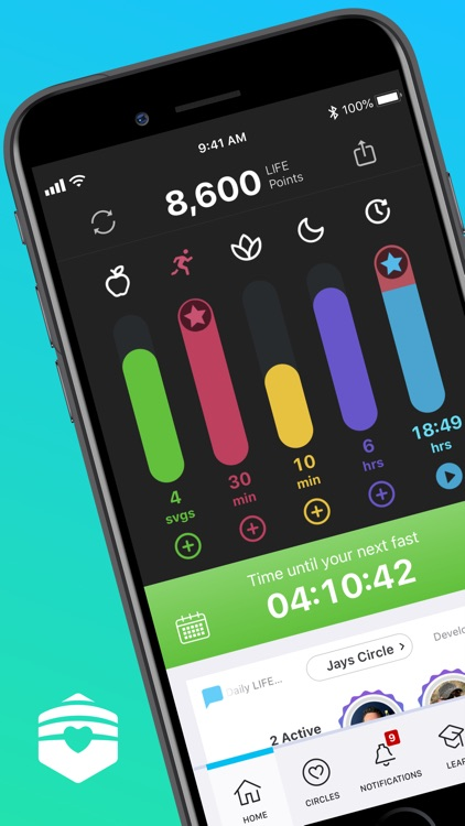 LIFE Extend: Track Your Habits screenshot-3