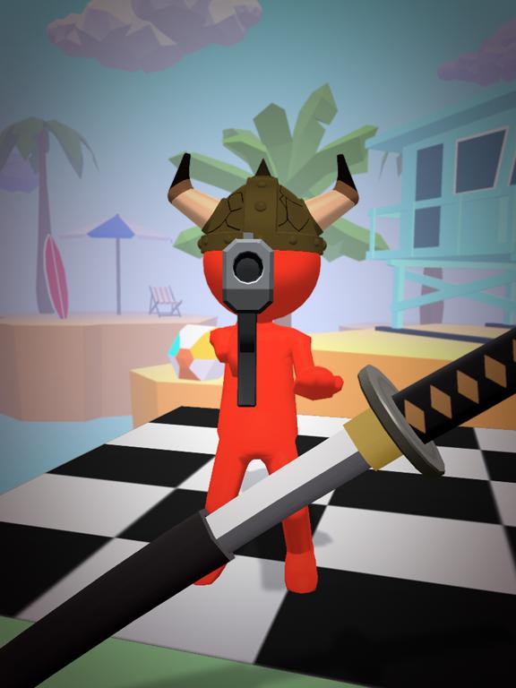 Samurai Slash - Run & Slice screenshot 8