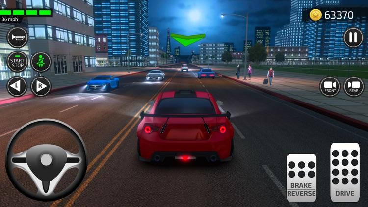 Car Games 3D Driving Academy screenshot-8
