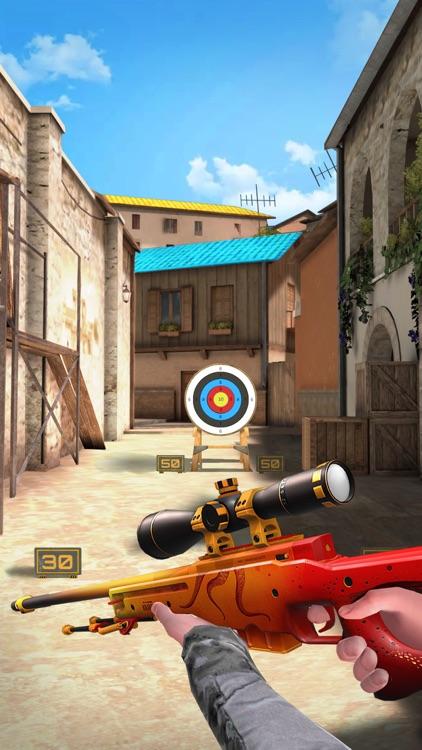 枪王狙击手-经典狙击手射击枪战游戏 screenshot-3