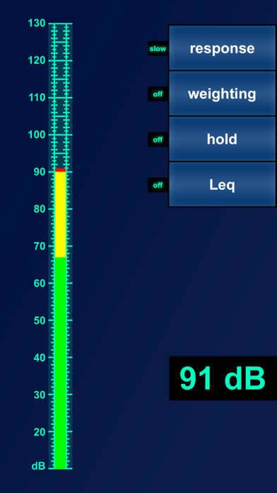 dB Volume