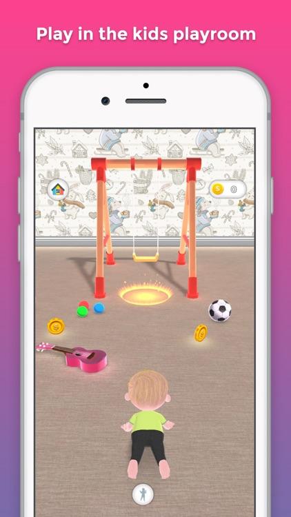 My Baby (Virtual Kid & Baby) screenshot-4