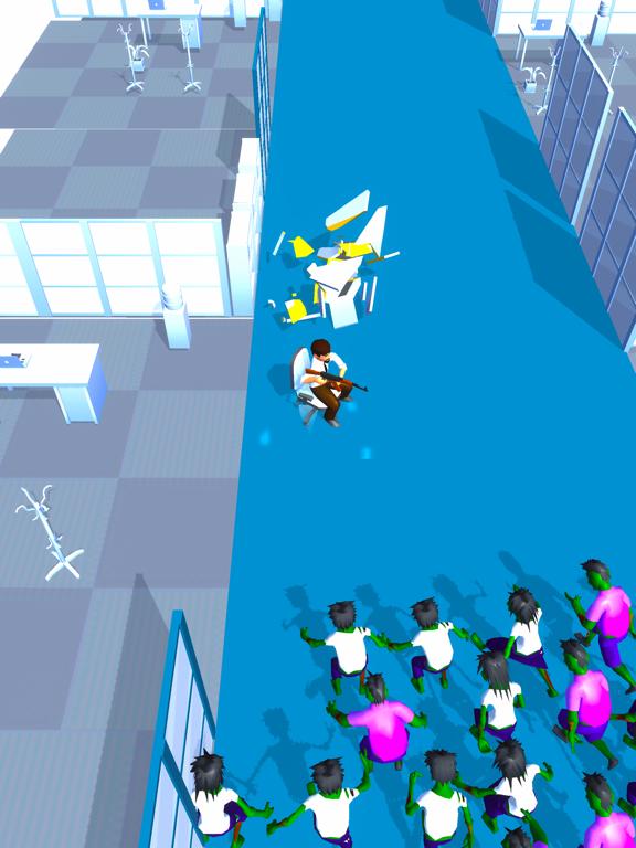 Rocket Runner 3D screenshot 6