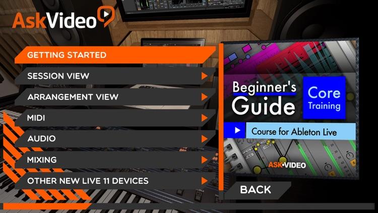 Beginner Guide for Live 11