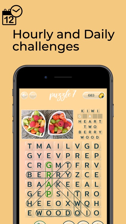 Word Search Pictures screenshot-3