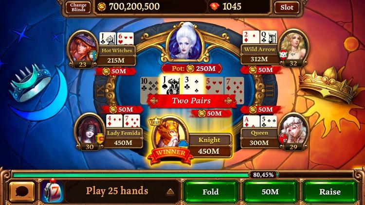 Texas Holdem - Scatter Poker screenshot-4