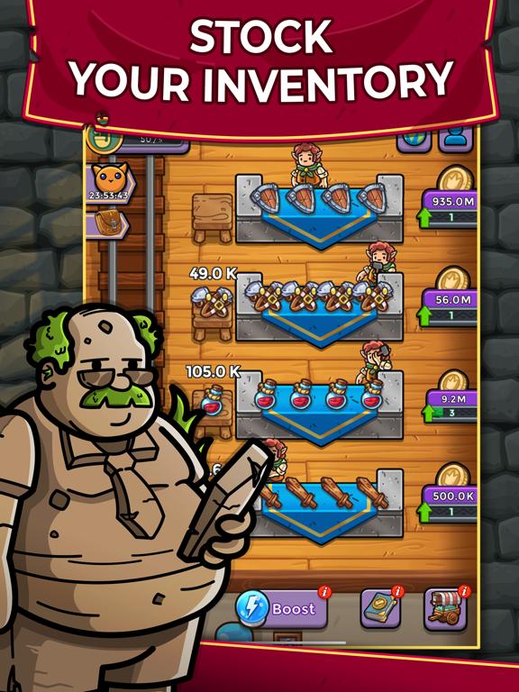 Dungeon Shop Tycoonのおすすめ画像4