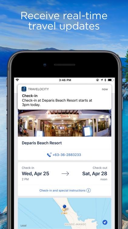 Travelocity Hotels & Flights screenshot-5