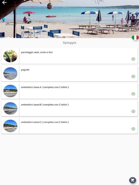Lido Pizzo screenshot 5
