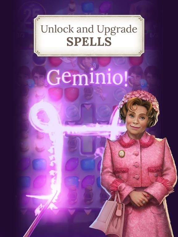 Harry Potter: Puzzles & Spells screenshot 8
