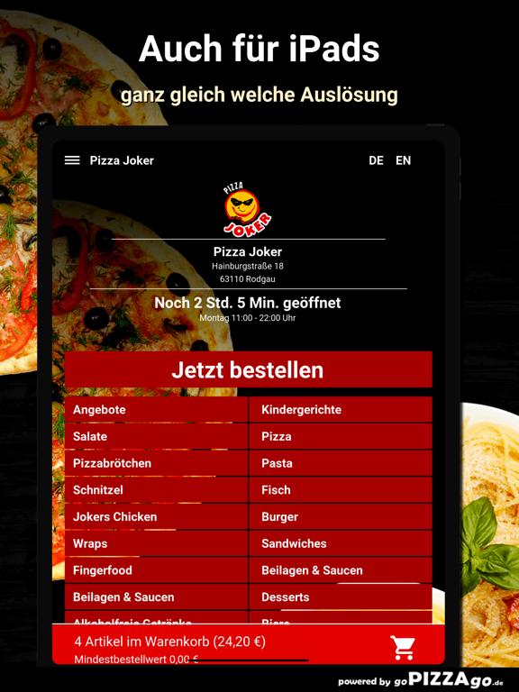 Pizza Joker Rodgau screenshot 7