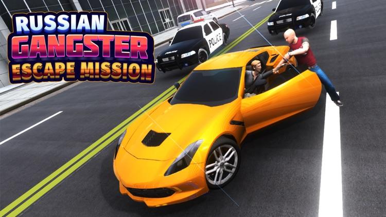 Russian Mafia Escape Mission