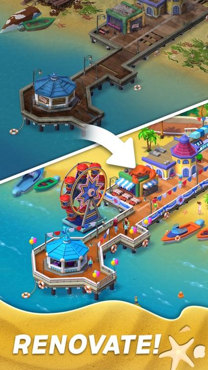 Match Town Makeover: Design 3d screenshot-0