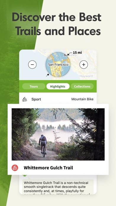 Komoot: Cycling, Walking, MTBのおすすめ画像10